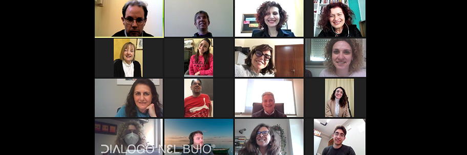 Screenshot del workshop svolto insieme a Genna & Associati