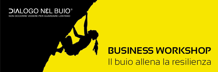 workshop buio allena la resilienza